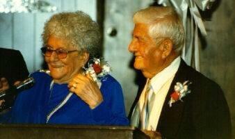 Dionicio & Fidela Gorena on their 60th Wedding Anniversary