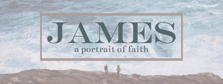 JAMES - A PORTRAIT OF FAITH